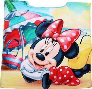 Minnie Mouse sulla spiaggia per bambini ponchoby migliore TREND  </span>