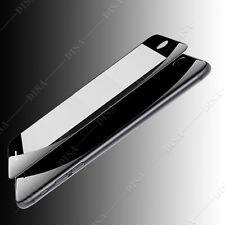 HARTGLAS für Vorne iPhone 7 plus H9 Schutzglas Echtglas 3D FULL COVER schwarz
