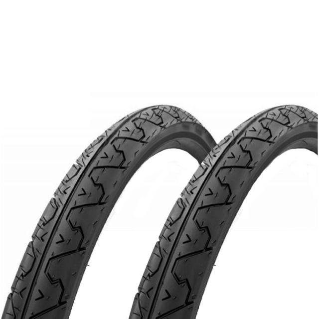 Sunlite K847 Hybrid Bicycle Bike Tire 26x1.95 Black