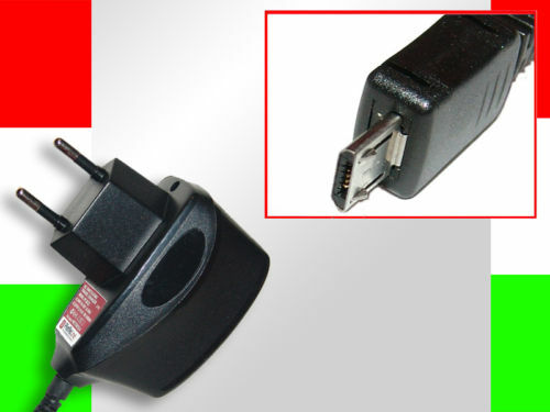 caricabatteria Casa per  LG ELECTRONICS C360 C660 OPTIMUS PRO