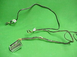 1956 56 chrysler mopar 4 way power seat switch with wiring harness chrysler steering wheel image is loading 1956 56 chrysler mopar 4 way power seat