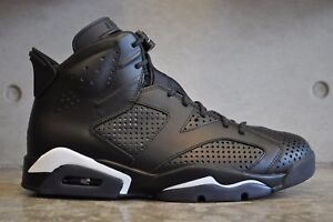 air jordan 6 retro nero