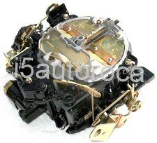 MARINE CARBURETOR 4 BBL QUADRAJET FOR OMC V8 ELECTRIC CHOKE REPLACES 7028282