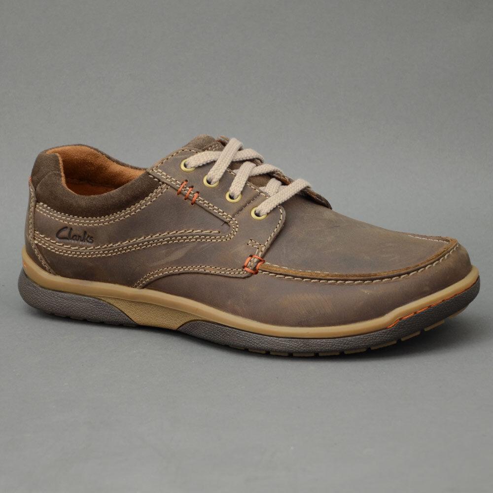 Clarks RANDLE WALK brown brown mod. BROWN