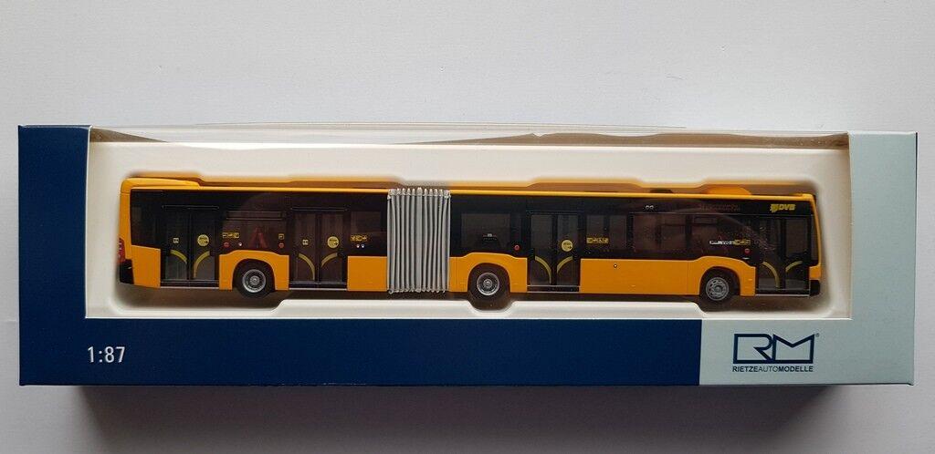 Rietze 73635 Mercedes-Benz  Citaro G 15 DVB Dresde 1 87 h0  vente chaude en ligne