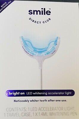 Smile Direct Club Bright On Premium Teeth Whitening Kit Led