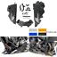 Bottom Bellypan Engine Spoiler Side Fairing For Yamaha MT09 FZ09 FJ09 Tracer 900