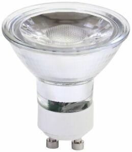 Mueller-Licht-LED-Leuchtmittel-Glas-Reflektor-5W-45W-GU10-300lm-warmweiss-2700K