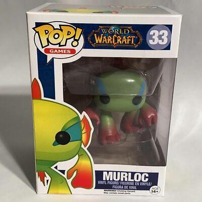 Authentic Murloc Funko Pop 33 Near Mint Condition