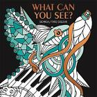 What Can You See?: Hidden picture puzzles to decode and colour. by Gemma Cooper (Paperback, 2016)