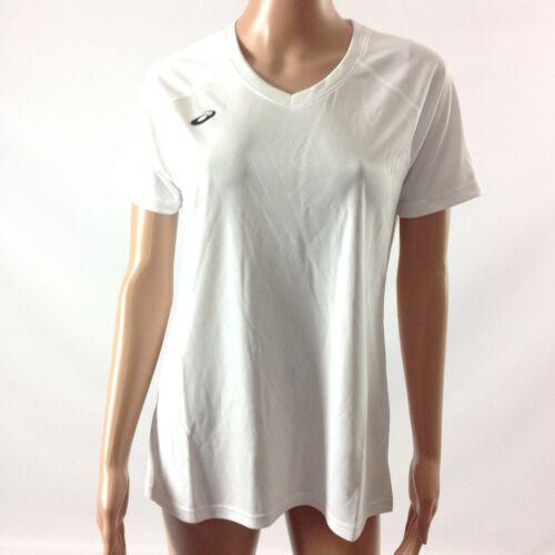 Asics Motion Dry White Polyester Athletic Wear Short … - Gem