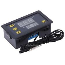 DC 12V LED Digital Thermostat Temperature Controller Temp Sensor Control Relay