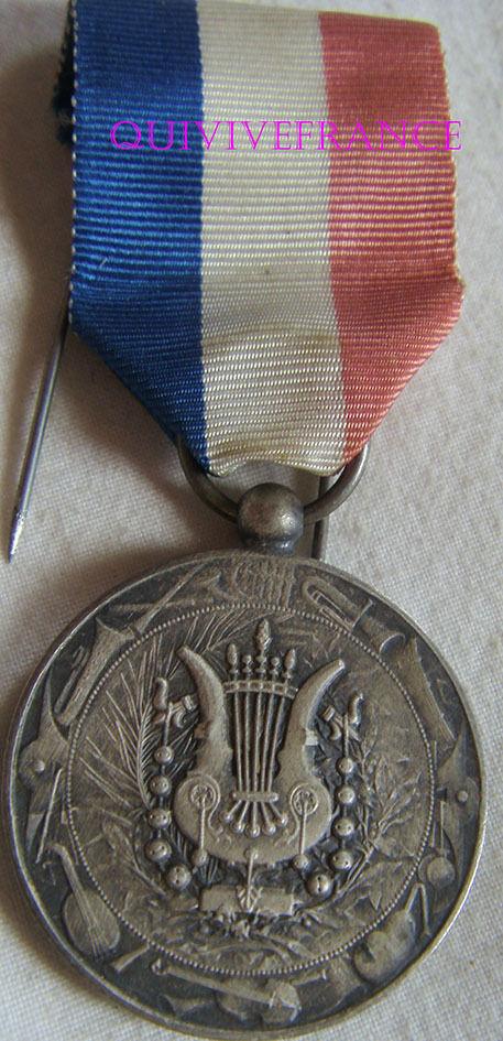 Abrechnung Sale. DEC4503 - Medaille Federation