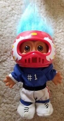 "5/"" Russ Troll Doll NASCAR MOTOCROSS //MOTOR CROSS RACER NEW IN ORIGINAL BAG"