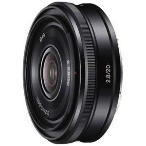 Japan-Sony-SEL-20F28-E-Mount-20mm-F2-8-Prime-Fixed-Lens-F-S-w-track