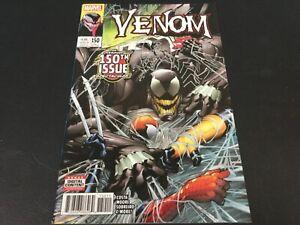 Sam De La Rosa Autographed Venom 150th Issue Marvel Comic with Sketch 30/100!!