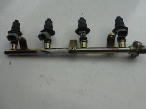 Details About 05 06 Honda Cbr600rr Secondary Fuel Injector Rail W Injectors