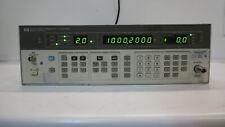 Hewlett Packard 8657a Signal Generator 01 1040 Mhz