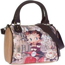 Borsa Donna Disney Bauletto tracolla Betty Boop Vespa 94076