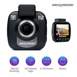 Nextbase-112-Car-Dash-Dashboard-Video-Camera-2-034-720P-HD-DVR-Cam-NEW-AAE