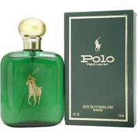 Ralph Lauren Polo Green For Men 118ml Edt Spray Brand & Sealed