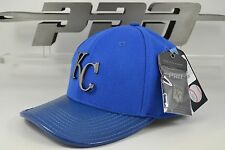 new product 2b55a 6c1fa item 5 Kansas City Royals Black Metal Logo Curved Brim Strapback Pro  Standard MLB Hat -Kansas City Royals Black Metal Logo Curved Brim Strapback  Pro ...