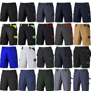 éNergique Dickies Work Shorts (divers Styles) Homme Combat Cargo Commerce Marine Noir & Gris-afficher Le Titre D'origine