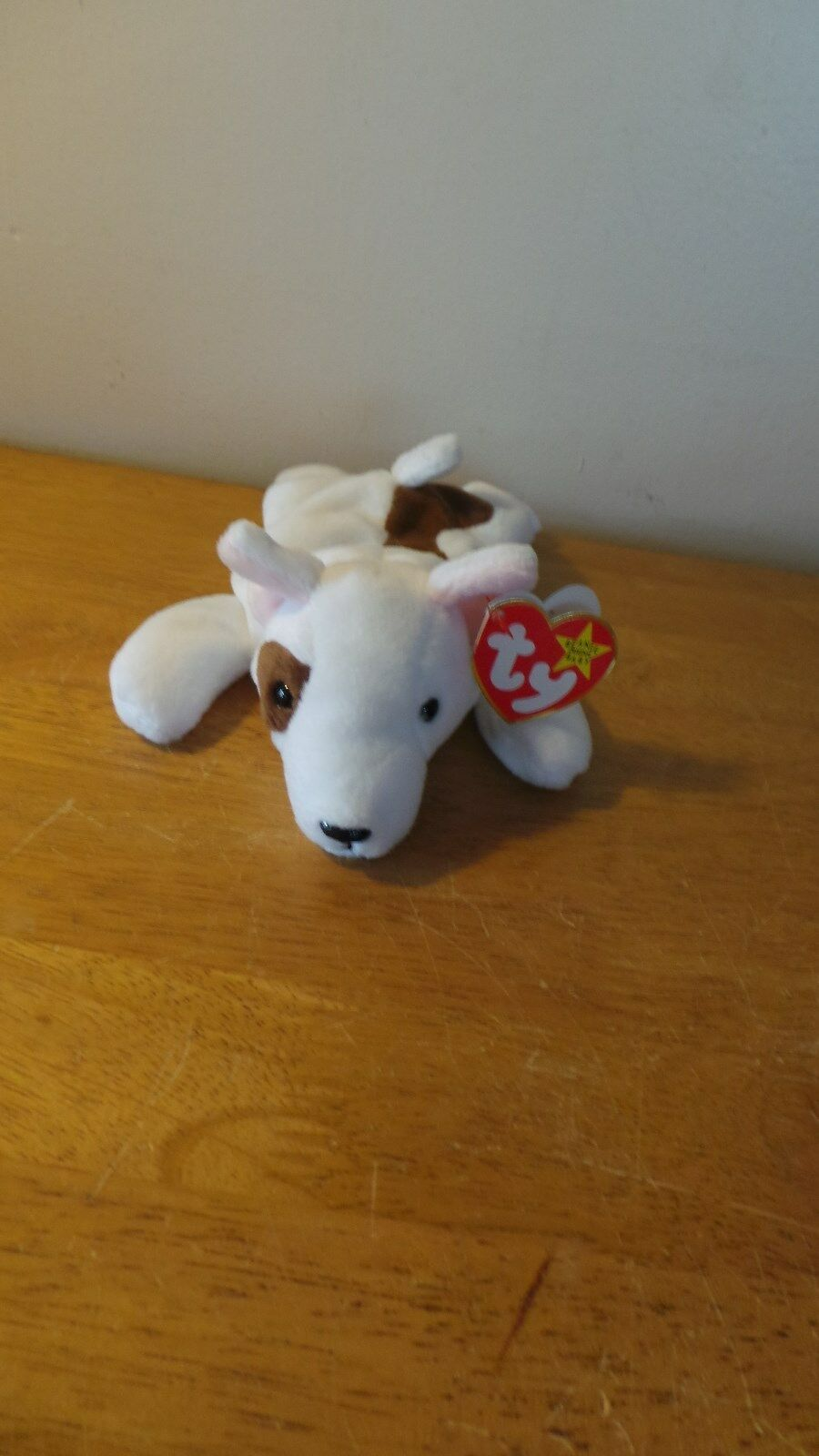 TY Beanie Baby Butch with Gasport Gosport and 1998 1999 Tag ErrorS