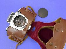 HYPONAR 35mm f4.0 - Hypo Stereo 3D lens by Seton Rochwite + Exakta VX Camera