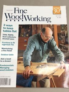 Taunton-Fine-Wood-Working-Magazine-Vintage-April-2006-Home-Building-Hardware