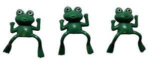 24 Frog Finger Puppets