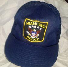 f222df8c09fac8 item 3 Miami Vice Police Trucker Hat A3 -Miami Vice Police Trucker Hat A3