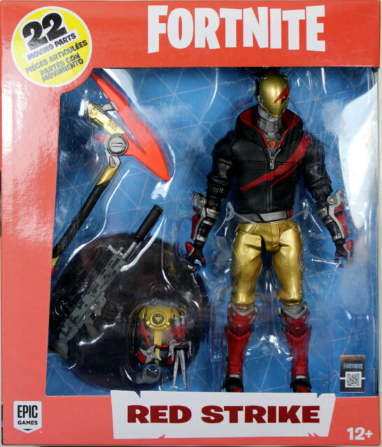 Inferno Fortnite action figure