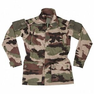 fd0ed0e6416c3 Félin combat jacket T4 S2 temperate climate french army parchutist ...