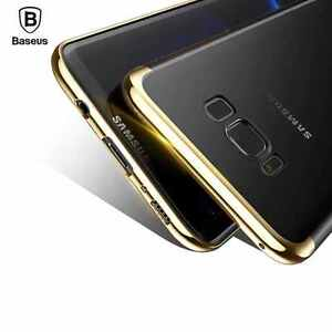 Baseus-Slim-Electroplated-Hard-Case-Back-Cover-For-Samsung-Galaxy-S8-S8-Plus