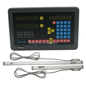 2-Axis-Digital-Readout-DRO-Kit-with-Linear-Scales-for-Milling-Machine