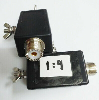 1:1 BALUN Withstand power/<100W SSB for Outdoor radio and QRP