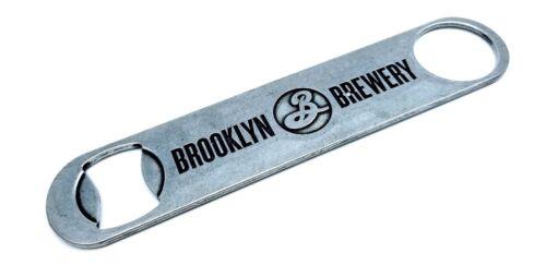 1 pk BROOKLYN BREWERY METAL SPEED BOTTLE OPENER