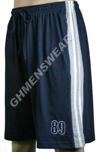 BIG Mans Kingsize Jersey Knit 89 Shorts Size 2XL 3XL 4XL 5XL 6XL 7XL 8XL SALE