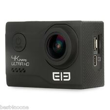 "Elephone EleCam Explorer Elite 4K WiFi Action Sport Camera FOV 2.0"" LCD Display"