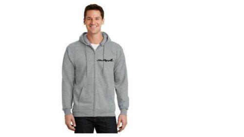 adultes et jeunes Core Fleece Full-Zip Sweat à capuche Sea ray Port /& Company ®