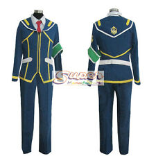 Medaka Box Zenkichi Hitoyoshi Uniform COS Clothing Cosplay Costume