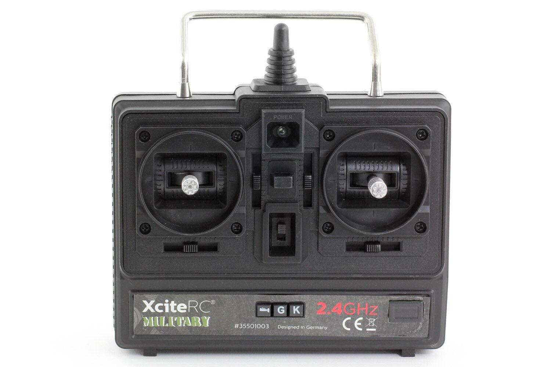 Xciterc transmisor 2.4 GHz Sound & Smoke RC tanques