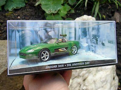 James bond 007 Collection 1//43 Jaguar XKR-la Another Day #5683