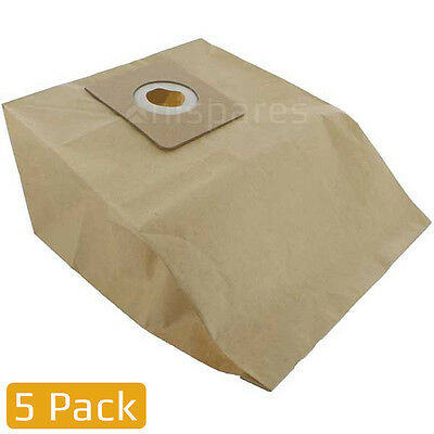 5 x Replacement Vacuum Cleaner Paper Bags For Nilfisk Extreme X300 Type:GM