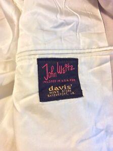 John-Weitz-Shreveport-Men-039-s-Linen-Summer-sport-coat-blazer-jacket-size-42R-42