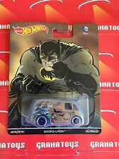 Quick D-Livery Hot Wheels 2016 Pop Culture Mix D DC Comics Batman