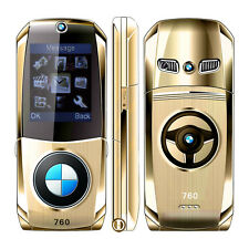 BMW Phone Luxury M3 M4 X4 X5 X6 DUAL SIM *WORKS WORLDWIDE* CHEAP! IPHONE *GOLD*