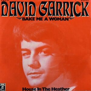 "7"" DAVID GARRICK Bake Me A Woman / House In Heather ALBERT HAMMOND COLUMBIA 1970 - Leipzig, Deutschland - 7"" DAVID GARRICK Bake Me A Woman / House In Heather ALBERT HAMMOND COLUMBIA 1970 - Leipzig, Deutschland"