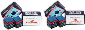 4-Pieces-Of-Blue-Diamond-Pool-Chalk-Longoni-Premium-Quality-Billiard-Chalk